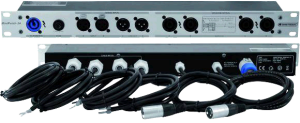 OMNITRONIC MPP-24 Mini patch panel